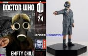 Doctor Who Figurine Collection #074 Empty Child Eaglemoss